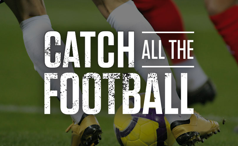 Watch Football at The Mason's Arms