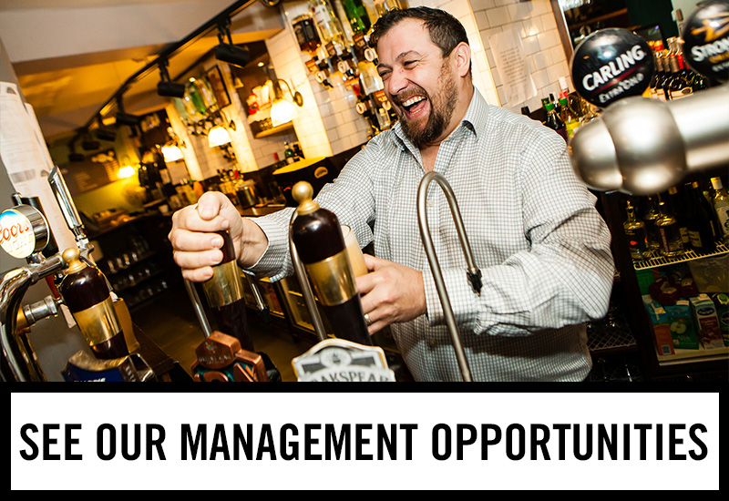Management opportunities at The Mason's Arms